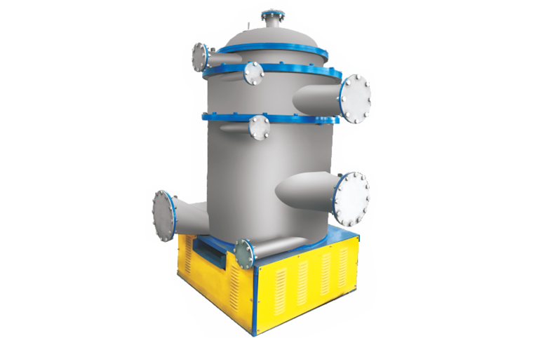 Multi-level sieve (screening impurities at the same time on the long, medium and short fiber grading)