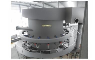LFTIII wastewater deinking machine(four national patents)