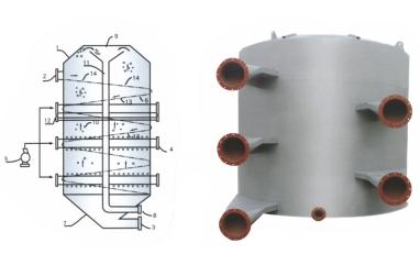 LMK totally enclosed flotation deinking machine