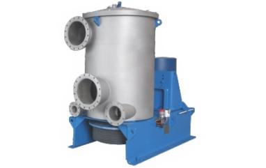 Medium pressure screen