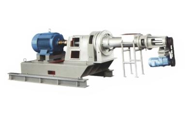Disk heat dispersing machine