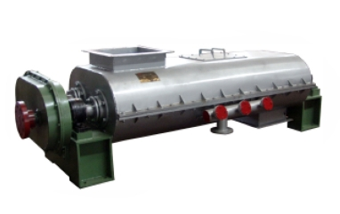 Double roll mixer
